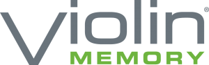 Violin Memory Logo Full Color on White Backround - PMS431+PMS369